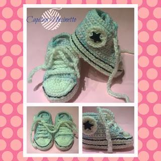 scarpine neonata sneakers in  lana merino