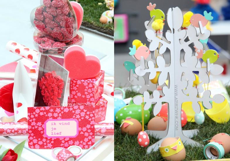 HEMA valentijnsdag en pasen 2014