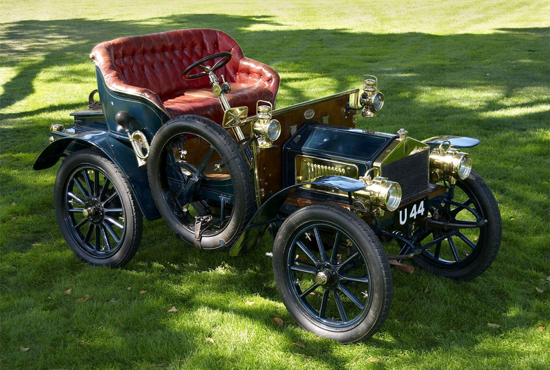Rolls-Royce 10 hp Type A 1904 - right