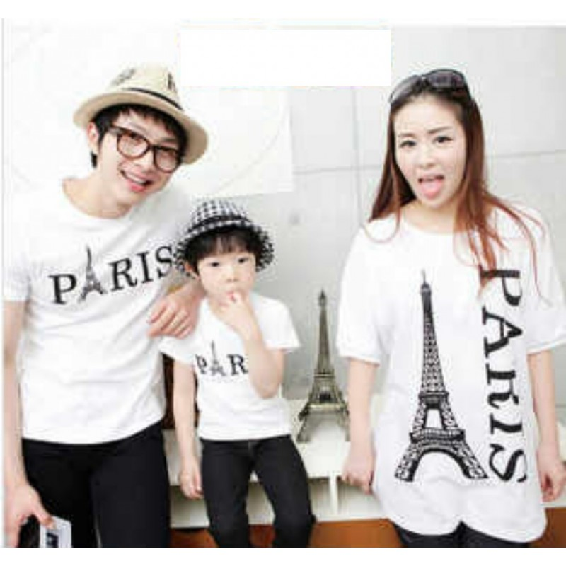 Jual Couple Keluarga FM Paris Batwing - 22941