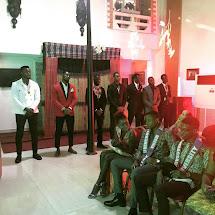 Jean De Dieu Ntabanganyimana Of Rwanda Mister Africa
