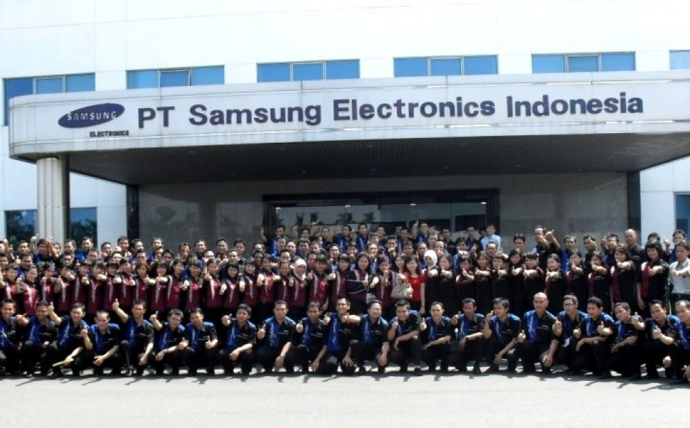 Lowongan Kerja Terbaru Info PT.Samsung Electronics