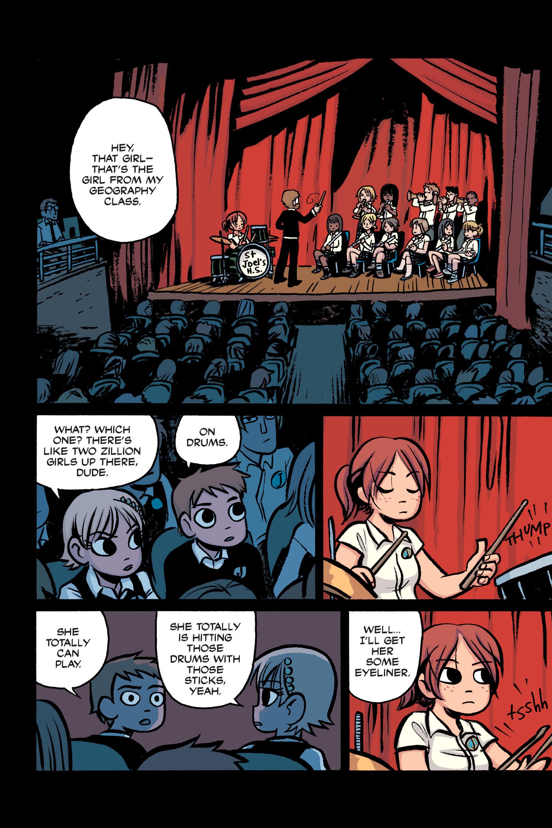Read online Scott Pilgrim comic -  Issue #2 - 19