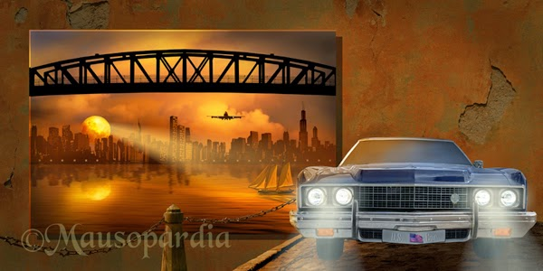 http://www.fineartprint.de/bilder/us-car-mit-skyline-2,11227056.html