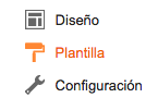 plantilla gadget pinterest