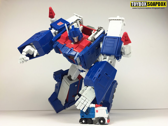 q transformers qtf05 ultra magnus review