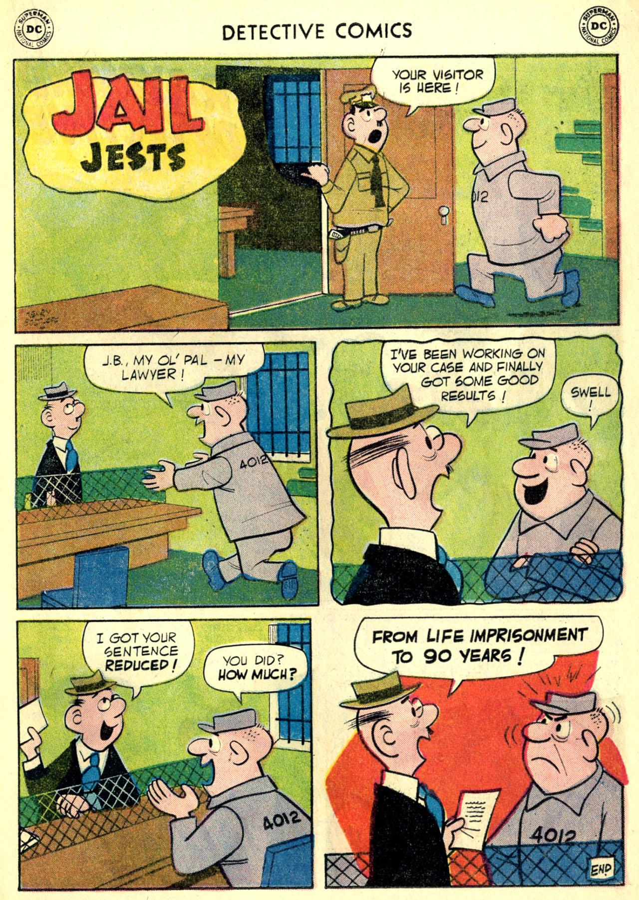 Read online Detective Comics (1937) comic -  Issue #270 - 17