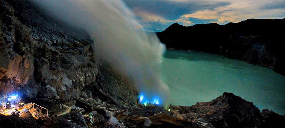 paket wisata kawah gunung ijen banyuwangi