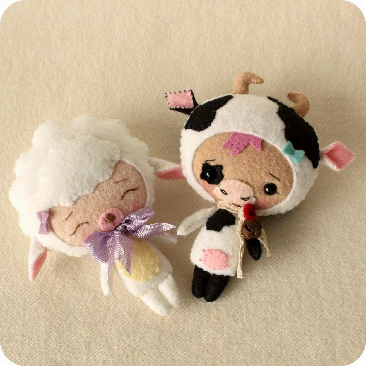 Binky Moo and Baa