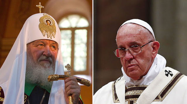 "Pope Francis Pleads For Historic Meeting With Russian Patriarch, Warns ""The End Is Near"""
