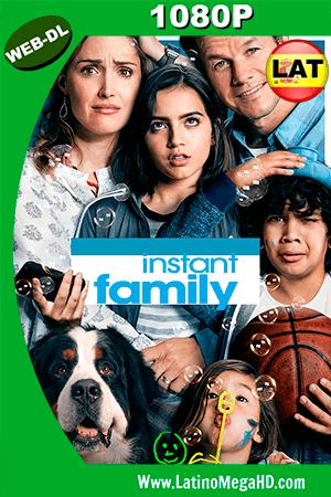 Familia al Instante (2018) Latino HD WEB-DL 1080P ()