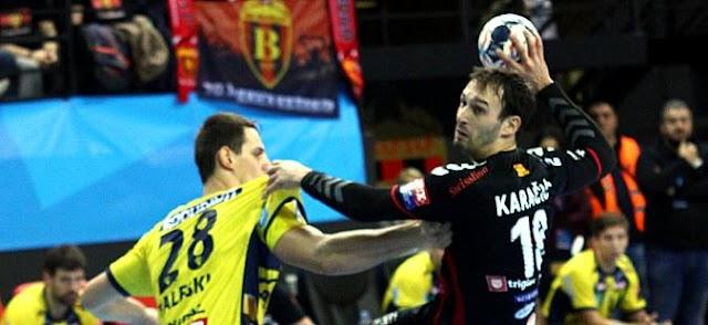 Vardar beats Rhein-Neckar in handball champions league