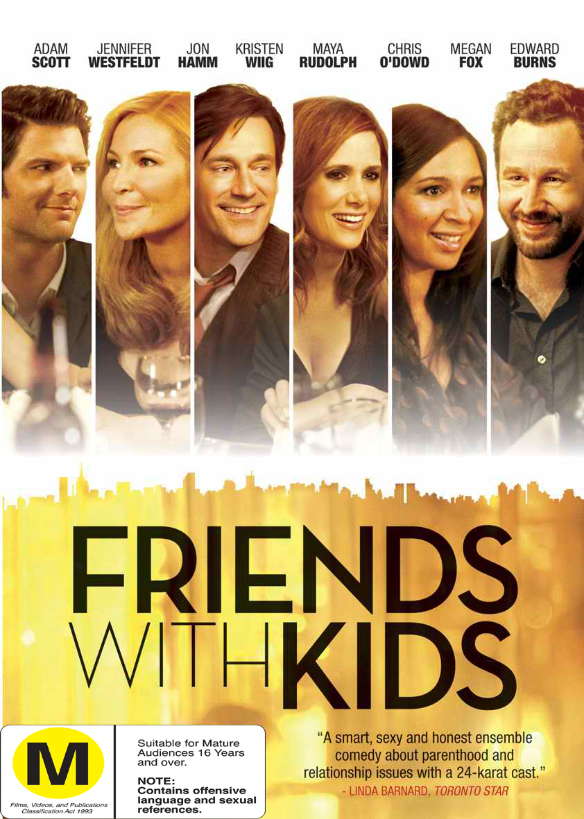 At Darren's World of Entertainment: Friends with Kids: Blu ...