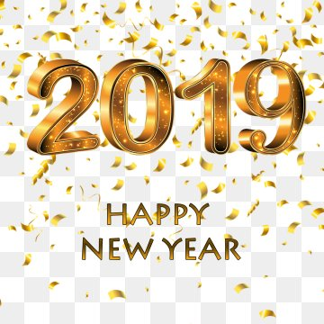 The world welcomes to 2019 F****ngly...