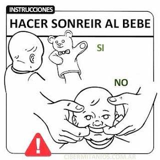 Instrucciones para padres (Humor)