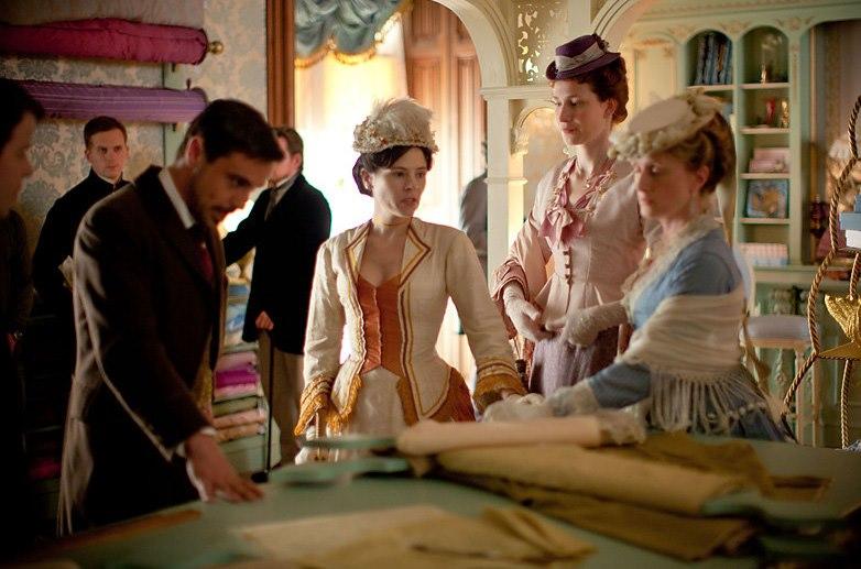 New period drama on bbc : Close range trailer reaction