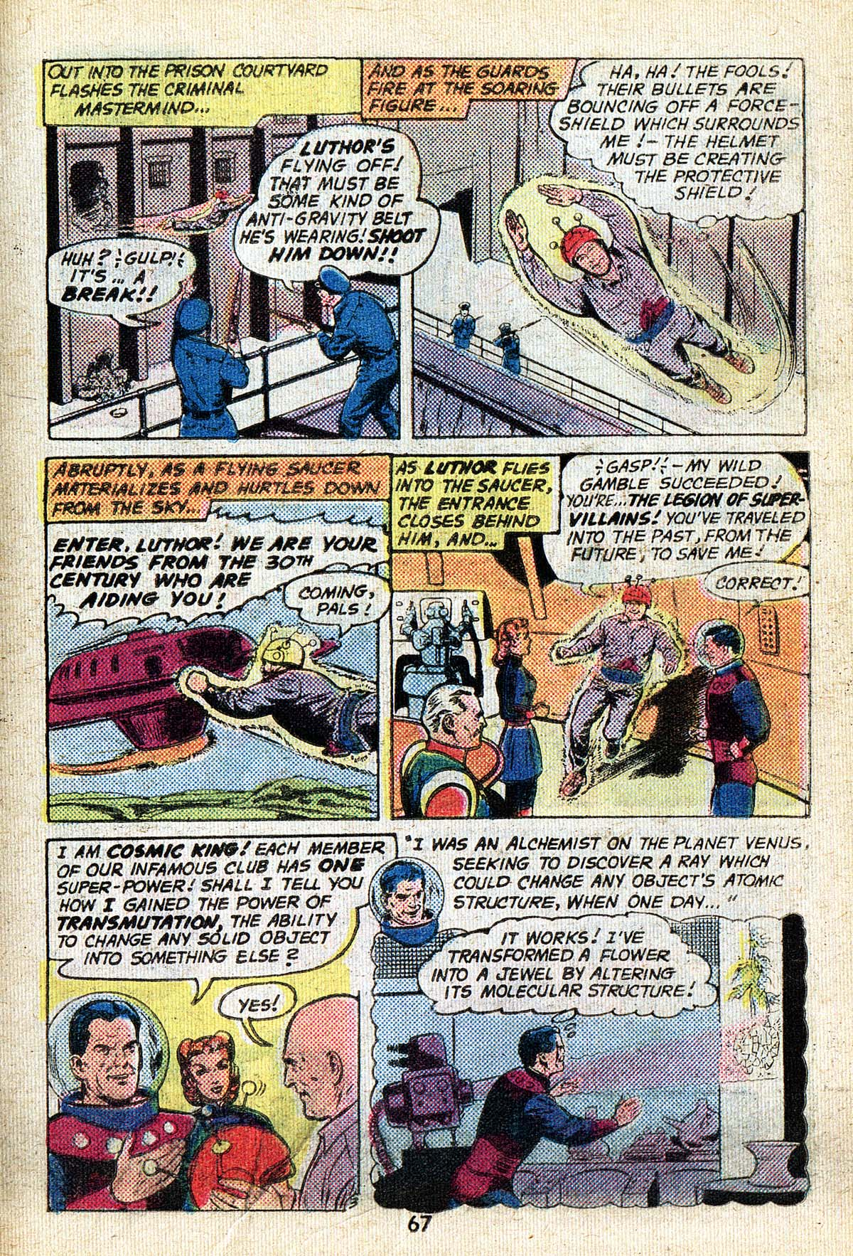 Read online Adventure Comics (1938) comic -  Issue #494 - 67