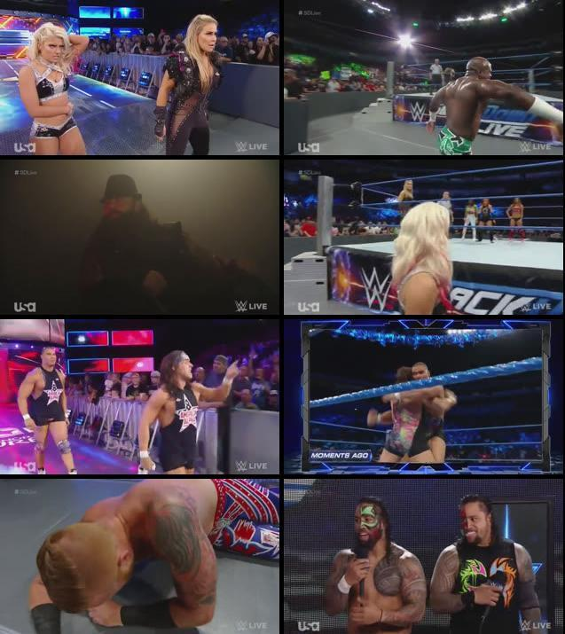 WWE Smackdown Live 06 Sept 2016 HDTV 480p