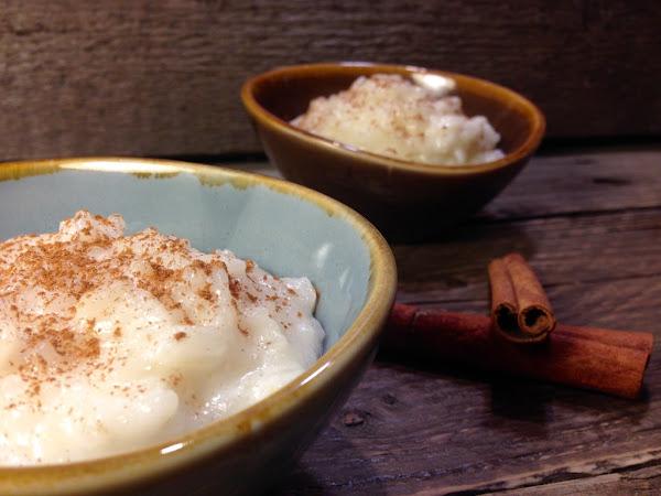 Мляко с ориз в тенджера под налягане