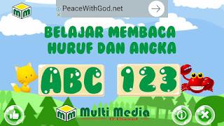 Aplikasi Android Belajar Membaca Untuk Anak Usia Dini 5