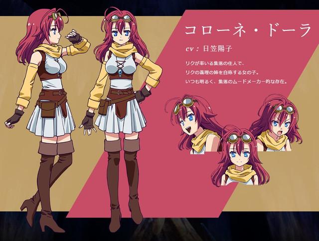 """Film Movie """"No Game No Life"""" Terus Mempublikasikan Preview dan Desain Carakternya~Berita Anime"""