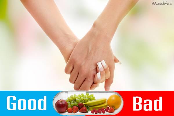 จับคู่วิตามินที่กินแล้วช่วยให้ผิวใส และสุขภาพดี