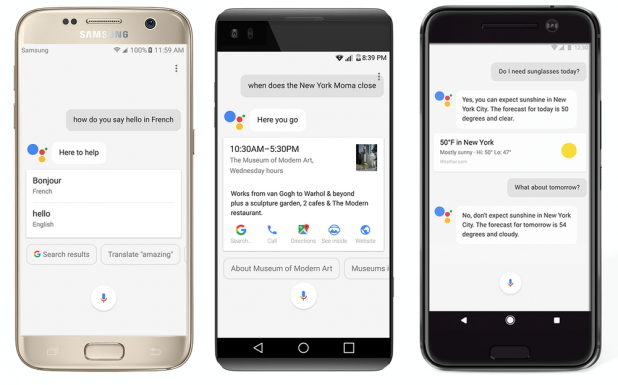 Google Digital Assistant Now Supports More Android Devices