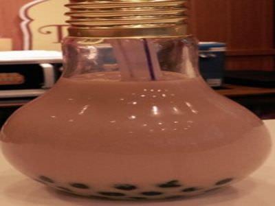吐司喀木柵店 台北燈泡奶茶