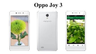 harga baru Oppo Joy 3, harga bekas Oppo Joy 3, spesifikasi lengkap Oppo Joy 3