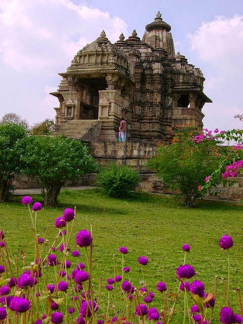 10 Best Backpacking Destinations in India | Khajuraho, India