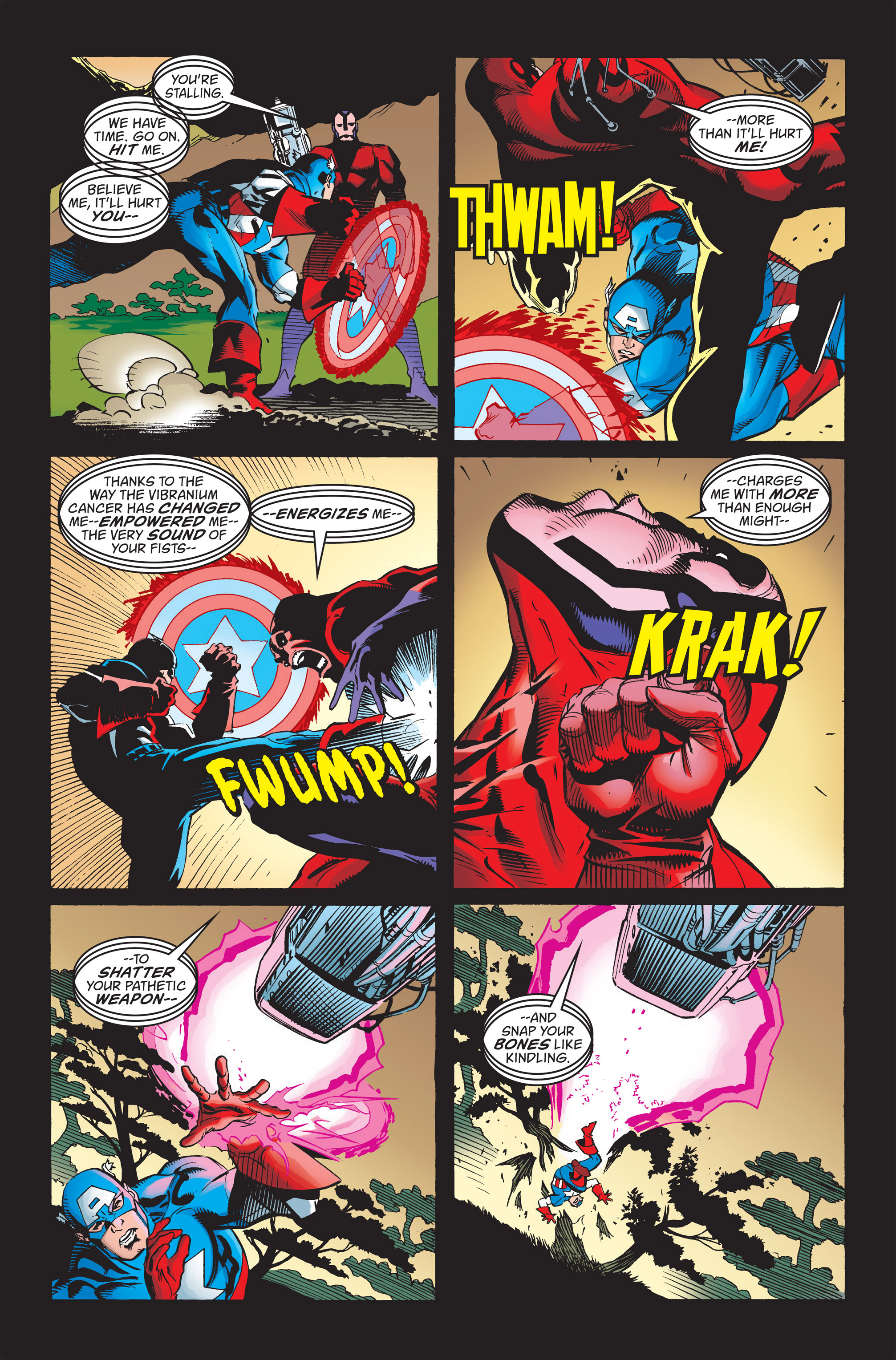 Captain America (1998) Issue #22 #28 - English 11