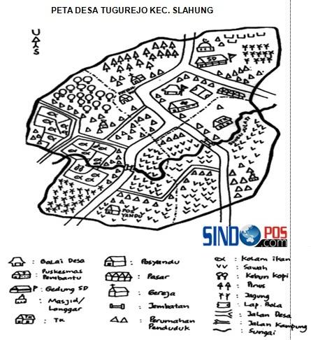 Profil Desa & Kelurahan, Desa Tugurejo Kecamatan Slahung Kabupaten Ponorogo