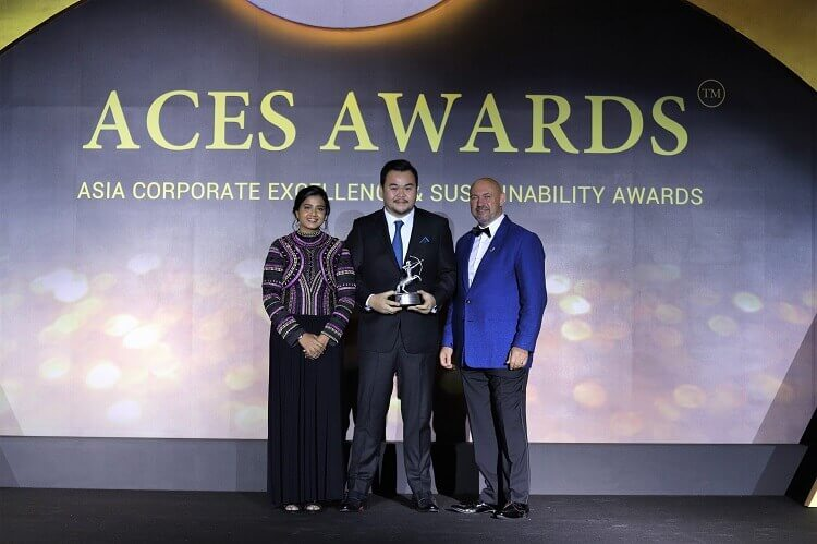 Cherry Mobile Named as Asia's Best Performing Companies at ACES 2018 Awards in Singapore
