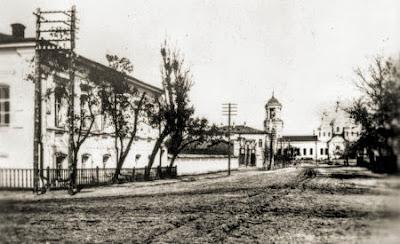 Старобільськ. Свято-Скорбященський жіночий монастир. Фото 1911 р.
