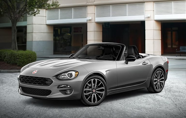 Fiat, Fiat 124 Spider, New Cars, New York Auto Show