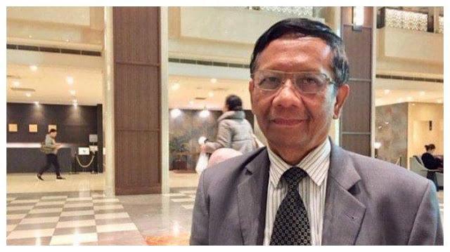 Tuai Protes, Mahfud MD Beri Penjelasan Alasan Panggil Bahar bin Smith dengan Sebutan Bakar bin Smis