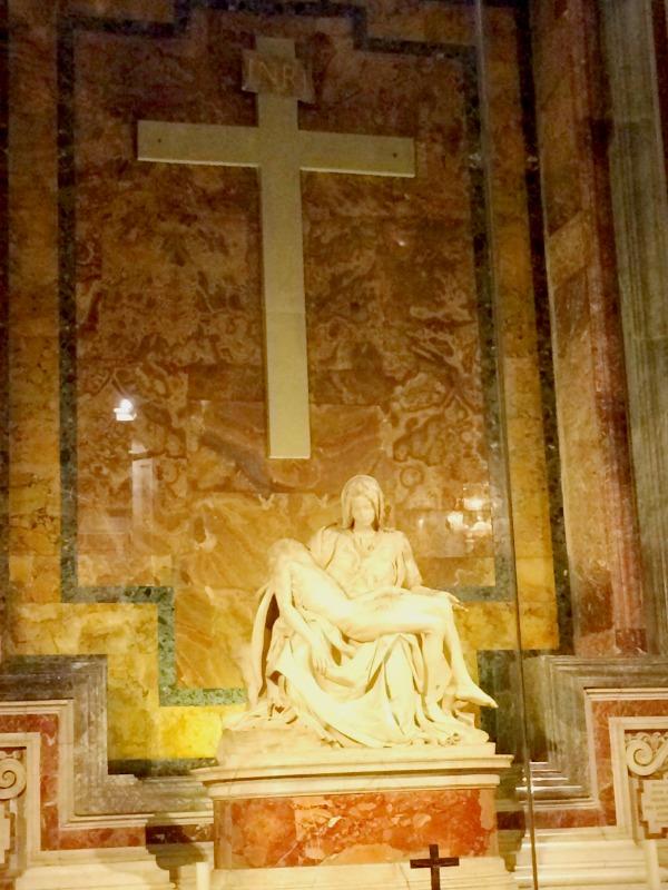 St. Peter's Basilica - Pieta