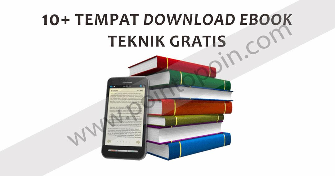 Tempat Ebook Kuliah Gratis