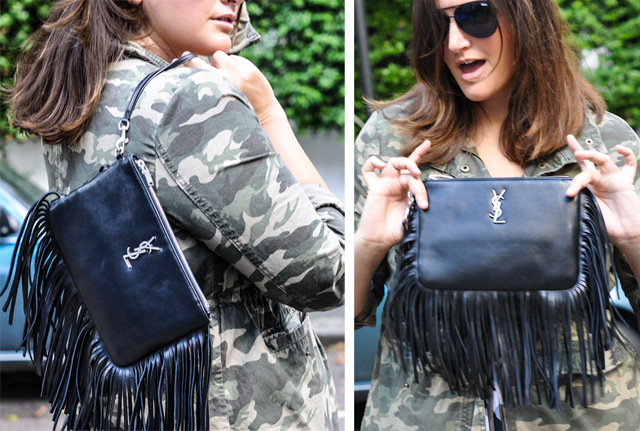 The perfect fringe bag
