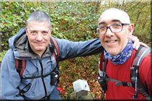 Mirugain mendiaren gailurra 698 m. -- 2017ko azaroaren 5ean