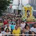 Fiéis participam da procissão e missa de encerramento da festa de São José 2016