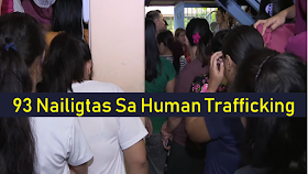 93 Applicants Rescued From Human Trafficking