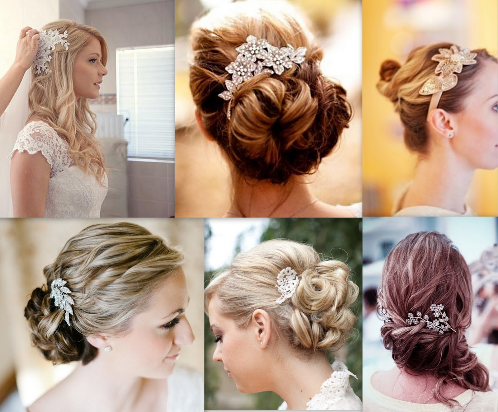 wedding hair inspiration hair pieces for wedding Hair Pieces An obsession of mine