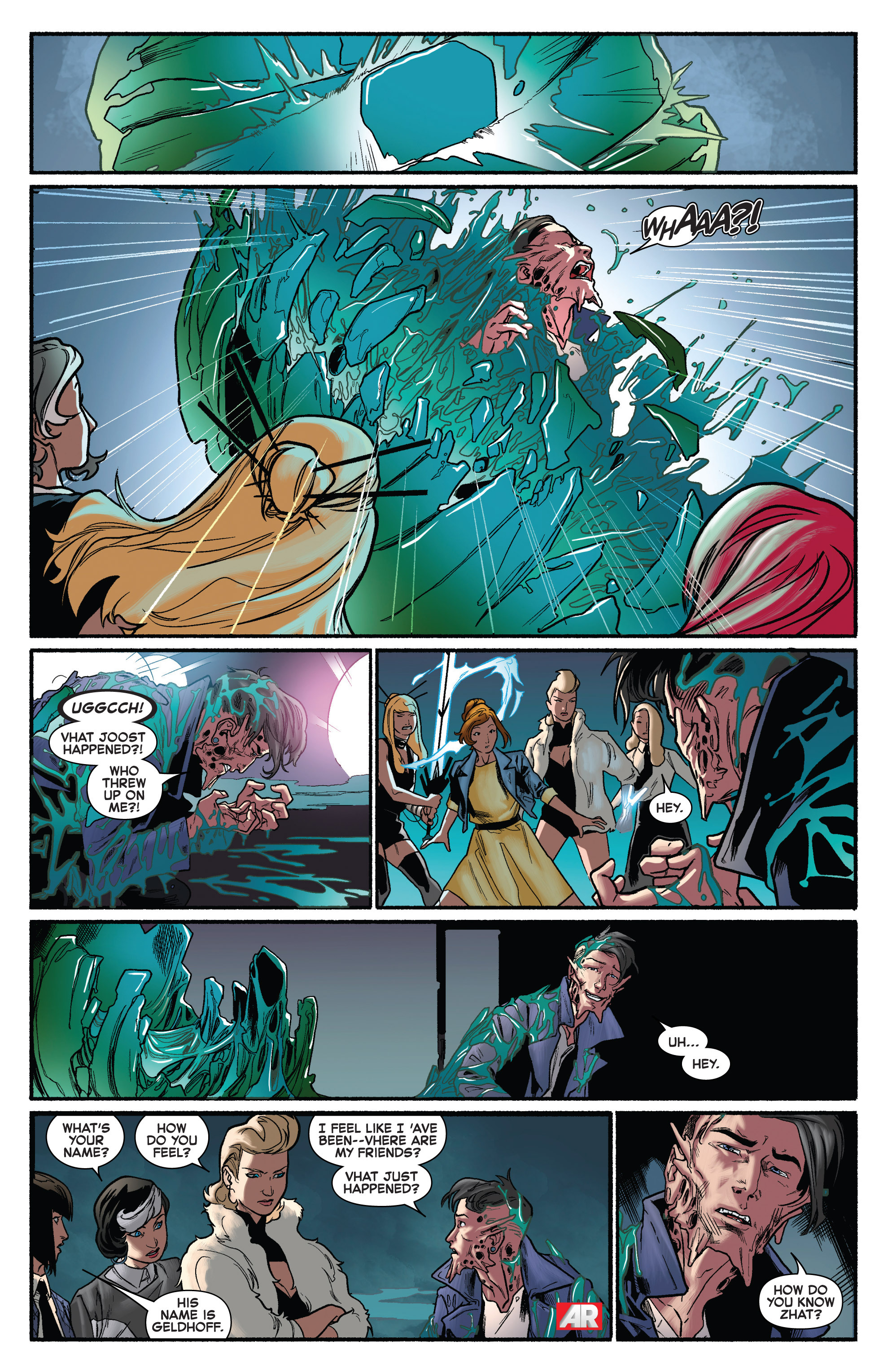 Read online Uncanny X-Men (2013) comic -  Issue # _TPB 3 - The Good, The Bad, The Inhuman - 37