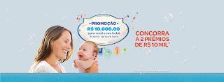 Promoção Seu Bebê de Parabéns