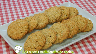 Cómo hacer galletas sin harina de avena y coco