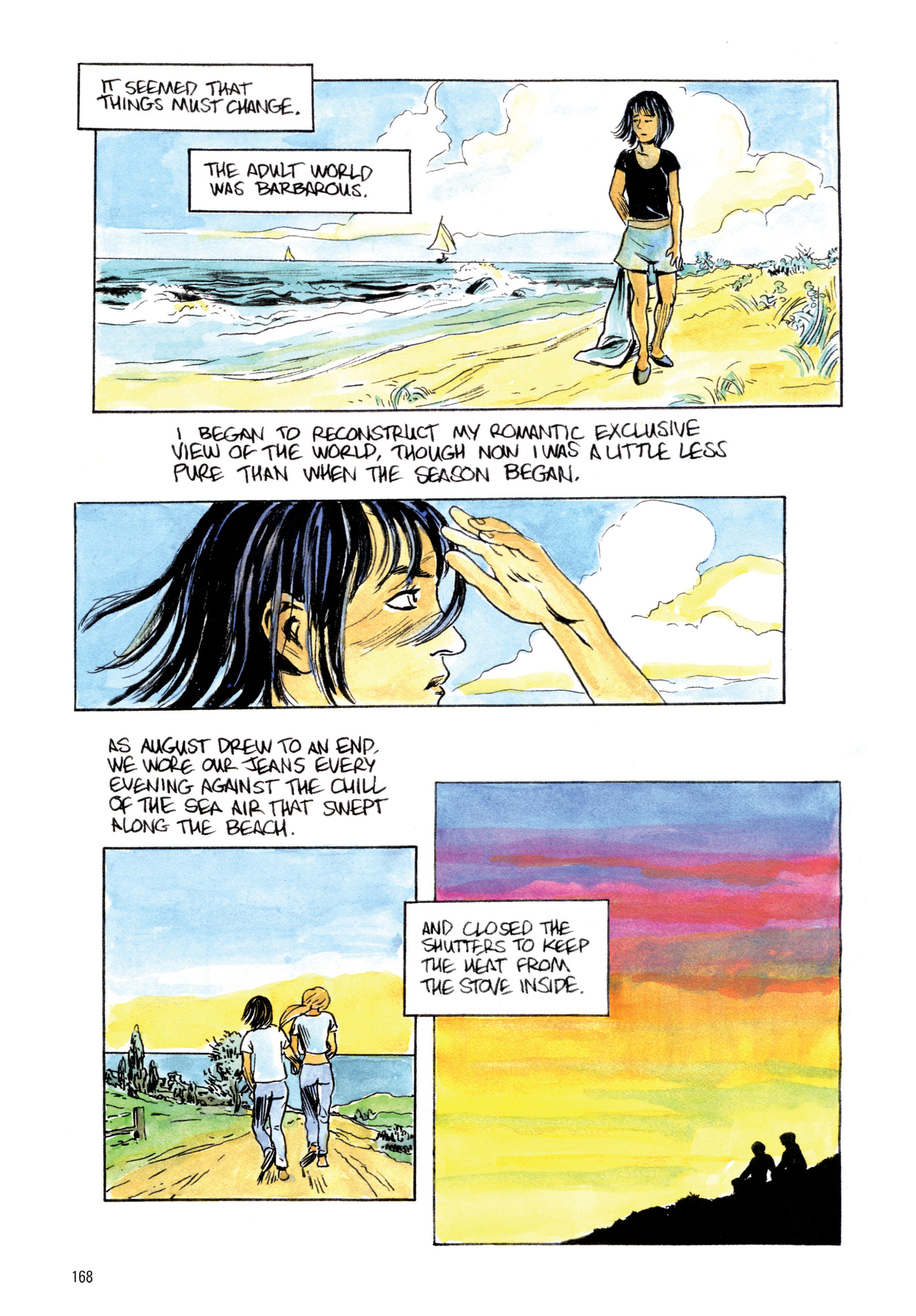 Read online The Late Child and Other Animals comic -  Issue #1 - 151