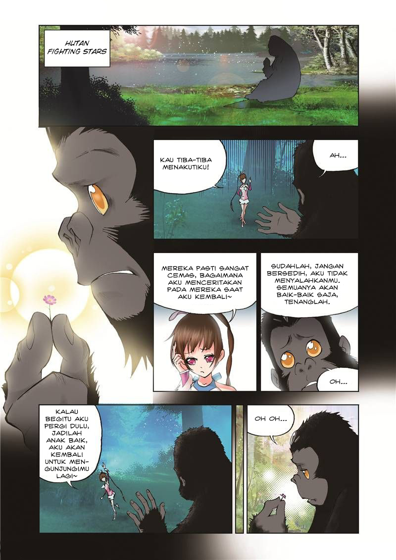 Baca Komik Manga Soul Land Chapter 33 Komik Station