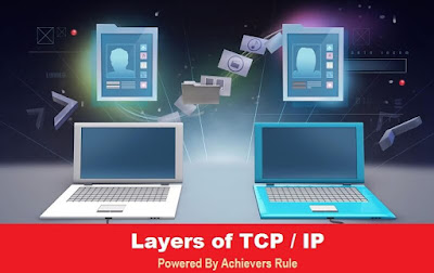 TCP IP Protocol Suit Model and Its Layers