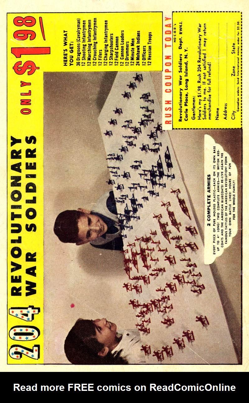 Strange Adventures (1950) issue 144 - Page 36